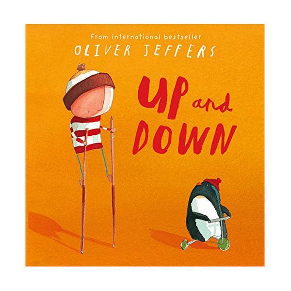 (원서)Oliver Jeffers : Up and Down (Paperback, 영국판)