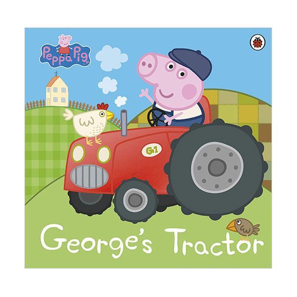 (원서)Peppa Pig : George's Tractor (Paperback, 영국판)
