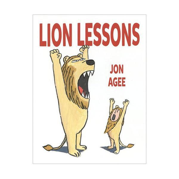 (원서)Lion Lessons (Paperback, 영국판)