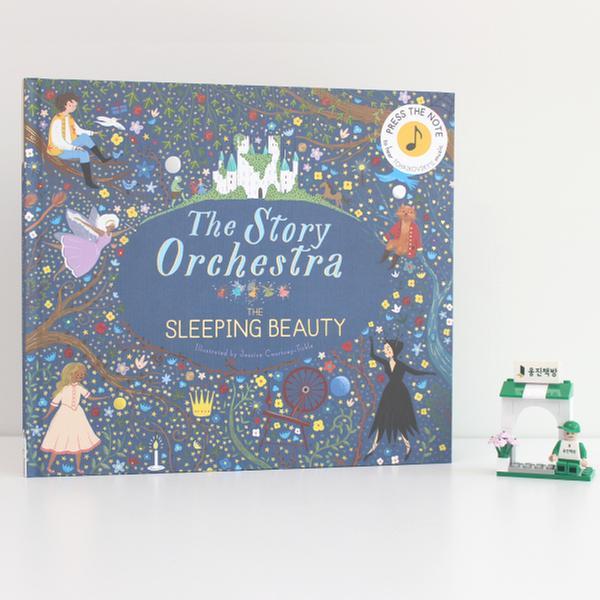 (원서) The Story Orchestra : The Sleeping Beauty (Hardcover, Sound Book, 영국판)