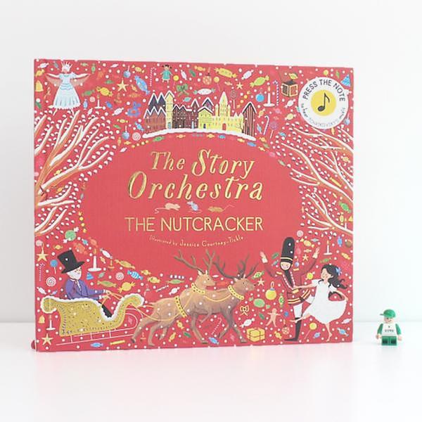 (원서)The Story Orchestra : The Nutcracker (Hardcover, Sound Book, 영국판)