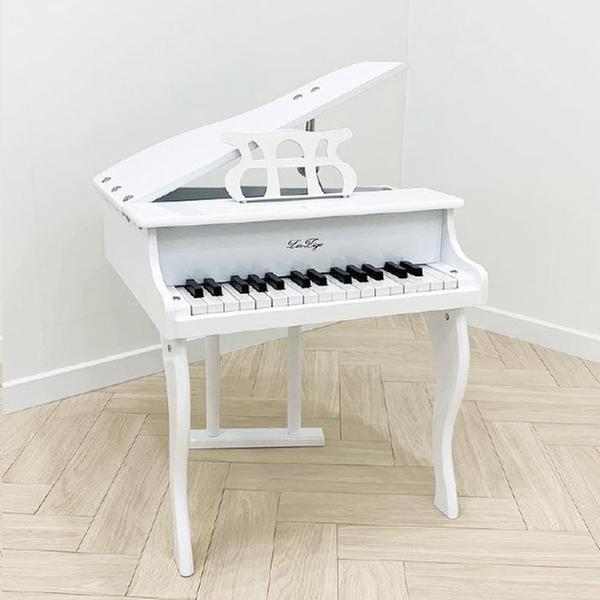 [교구] 지아지조 - 유아 어린이 피아노(화이트) ★하루특가★